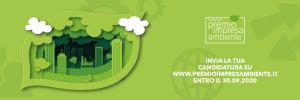 Al via l'8^ edizione del Premio Impresa Ambiente